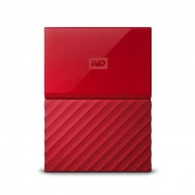 Western Digital WD My Passport 3.0 Rosso 1TB