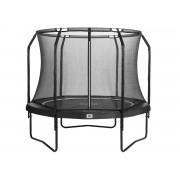 Salta trampolines Premium Black Edition Combo Rond - 213 cm - Zwart