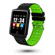 Unotec Watch Langer Smartwatch Bluetooth Verde