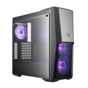 Carcasa Cooler Master MasterBox MB500, Negru, fara sursa