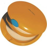 Shiseido Zonneproducten Zonnemake-up Tanning Compact Foundation Natural SPF 6 Bronze 12 g