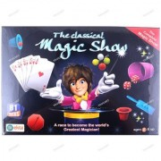 The Classical Magic Show Tricks (Black)