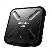 HD EXT USB 3.1 2.5 SSD 512GB ADATA SD700 BLACK
