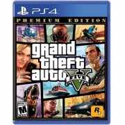 Playstation grand theft auto v ps4 premium edition
