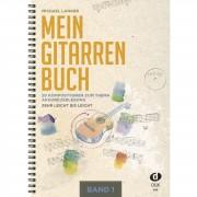 Edition Dux Mein Gitarrenbuch 1
