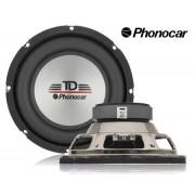 Subwoofer Phonocar, 250mm, 450W
