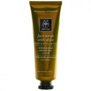 Apivita Express Beauty Olive peeling curatare profunda fata 50 ml