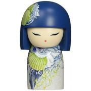 "Enesco Kimmidoll Natsumi Adventurous Maxi Doll Figurine, 4.25"""
