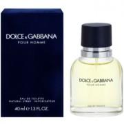 Dolce & Gabbana Pour Homme Eau de Toilette para homens 40 ml