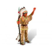 Figurina Bullyland Indian capetenie
