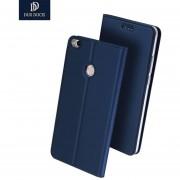 Para Xiaomi Mi MAX2 Flip Cuero PU Teléfono Funda-Azul