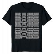 Тениска EDM bass
