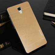 Луксозен Метален Гръб Motomo Samsung G928 Galaxy S6 Edge Plus