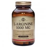 L-Arginine 1000mg - 90 tabs