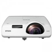 Мултимедиен проектор Epson EB-520, Short distance, XGA (1024 x 768, 4:3), 2700 lumen, 16,000 : 1, Ethernet, WLAN (optional), HDMI, V11H674040