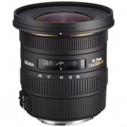 Sigma Objetivo Sigma 10-20mm f / 3.5 DC EX HSM para Sony