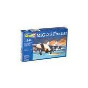 Kit De Montar Revell 1:144 Mig 25 Foxbat