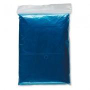 Child Blue Disposable Ponchos