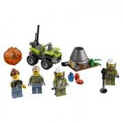 LEGO® City - Vulkaan starterset 60120