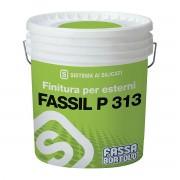 FASSA Idropittura Silicati Fassil P313 14 L Bianca Liscia 3-4 M² Con 1 L A 2 Mani