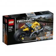 LEGO Technic stuntmotor 42058