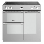Stoves Sterling Deluxe S900Ei Stainless Steel 90cm Induction Range Cooker