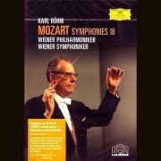 Karl Bohm - Mozart Symphonies Vol. III (0044007341339) (1 DVD)
