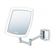 Oglinda cosmetica de perete Beurer, LED, 16 cm, marire 5x
