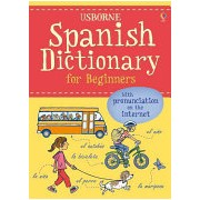 Spanish Dictionary for Beginners (Holmes Francoise)(Paperback) (9781474903622)