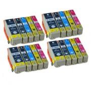 (20pack) EPSON T2636 multipack 26XL - kompatibilné náplne do tlačiarne Epson