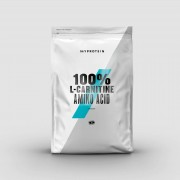 Myprotein Aminoácido L-Carnitina 100% - 500g - Sem Sabor