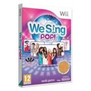 We Sing Pop Solus Nintendo Wii