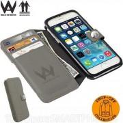 Funda WOW iPhone 6s/6 PLUS Gris Walk on Water Drop Off