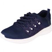 Somugi Mesh Blue Running Walking Gym Sports Shoes for Men and Boys