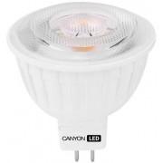 Bec cu LED Canyon MRGU5.3/5W12VW38, GU5.3, 4.8W, 300lm, 2700K