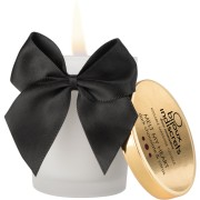 Candela da massaggio Bijoux Indiscrets Kissable Massage Candle Cioccolato