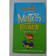 Heavenites Match Made in Heaven Matching CHARACTER Card Game