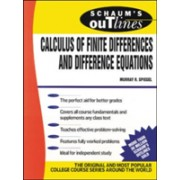 Schaum's Outline of Calculus of Finite Differences and Difference Equations (Spiegel Murray R.)(Paperback) (9780070602182)