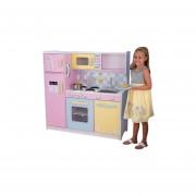 Cocina amplia cocinita juguete KidKraft