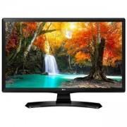 Монитор LG 24TK410V-PZ, 23.6 WVA, LED non Glare, 5ms GTG, 1000:1, 5000000:1 DFC, 250cd, 1366x768, HDMI,TV Tuner DVB-T2/C/S2(MPEG4), 24TK410V-PZ