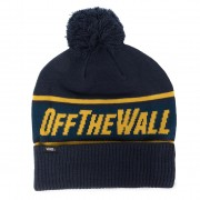 Шапка VANS - Off The Wall Po VN0A2YR7TNM1 Dress Blues