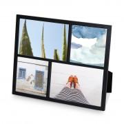 Рамка за снимки UMBRA SENZA MULTI - цвят черен