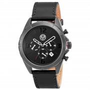 Lucleon Drifter Schwarze Alton Armbanduhr