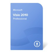 Microsoft Visio 2010 Professional, D87-04973 certificat electronic