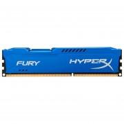 KINGSTON Memoria Ram HYPERX FURY 4GB 1866MHZ DDR3 BLUE HX318C10F/4
