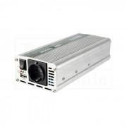 SAI200USB 12VDC-230VAC 2000/1000W+USB NAPONSKI PRETVARAC