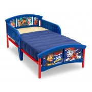 Delta - Paw Patrol Toddler Bed - Blue