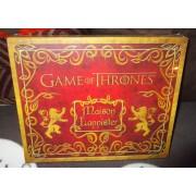 Coffret Game Of Thrones : Maison Lannister , Je Rugis