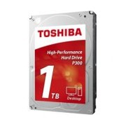 DD INTERNO TOSHIBA P300 3.5 1TB//SATA3//6GB/S//CACHE 64MB//7200RPM/P//PC