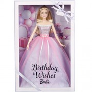 GRAPPLE DEALS Beautiful Lovely Happy Birthday Barbie Princess Doll In Elegant Gown Doll Gift To Your Little One Kids.